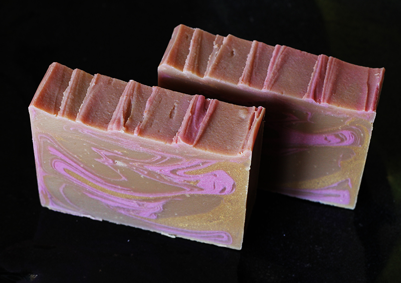 Spicy Christmas Soap